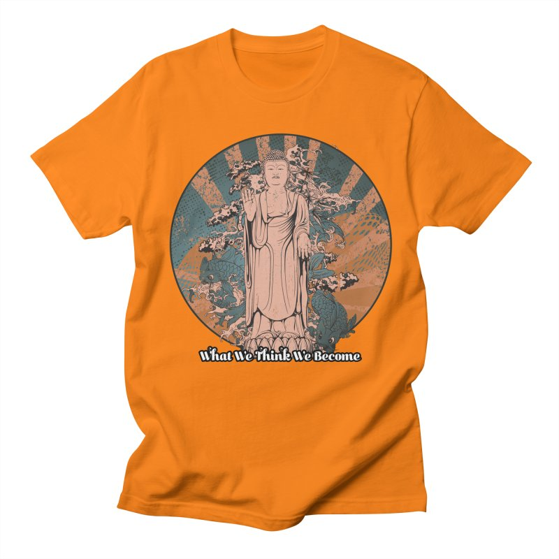 Become Women's Regular Unisex T-Shirt by The Daily Buddha Artist Shop