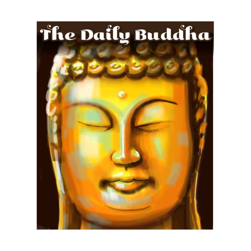 The Daily Buddha- Color by The Daily Buddha Artist Shop