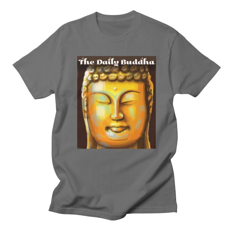 The Daily Buddha- Color Men's T-Shirt by The Daily Buddha Artist Shop