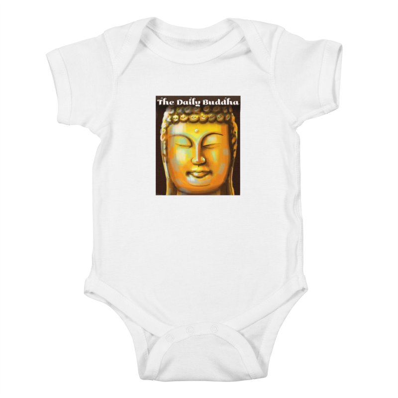 The Daily Buddha- Color Kids Baby Bodysuit by The Daily Buddha Artist Shop