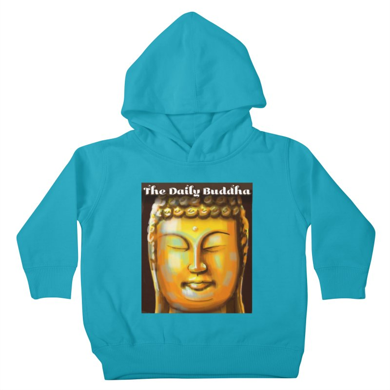 The Daily Buddha- Color Kids Toddler Pullover Hoody by The Daily Buddha Artist Shop