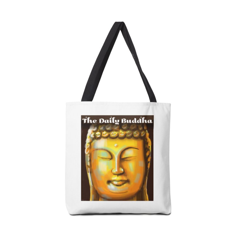 The Daily Buddha- Color Accessories Tote Bag Bag by The Daily Buddha Artist Shop