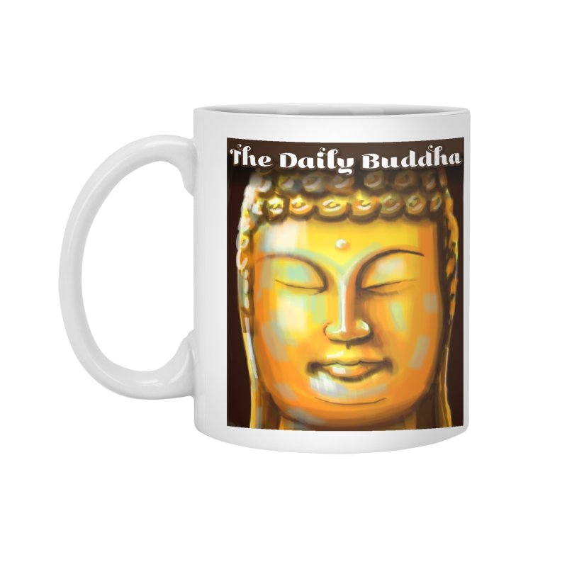 The Daily Buddha- Color Accessories Standard Mug by The Daily Buddha Artist Shop