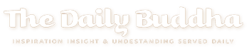 The Daily Buddha Artist Shop Logo