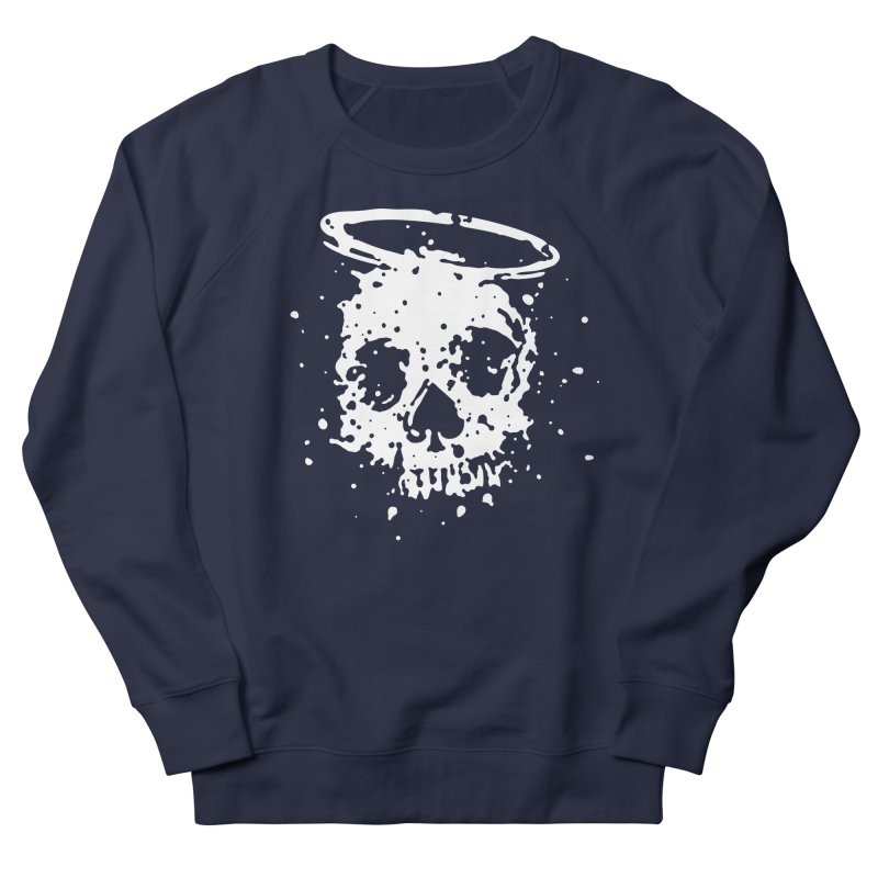 The Angel And The Gambler Men's French Terry Sweatshirt by The Daily Pick