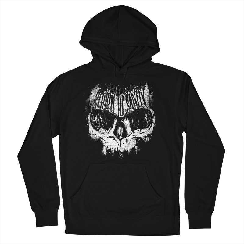 Return To Sanity Men's Pullover Hoody by The Daily Pick