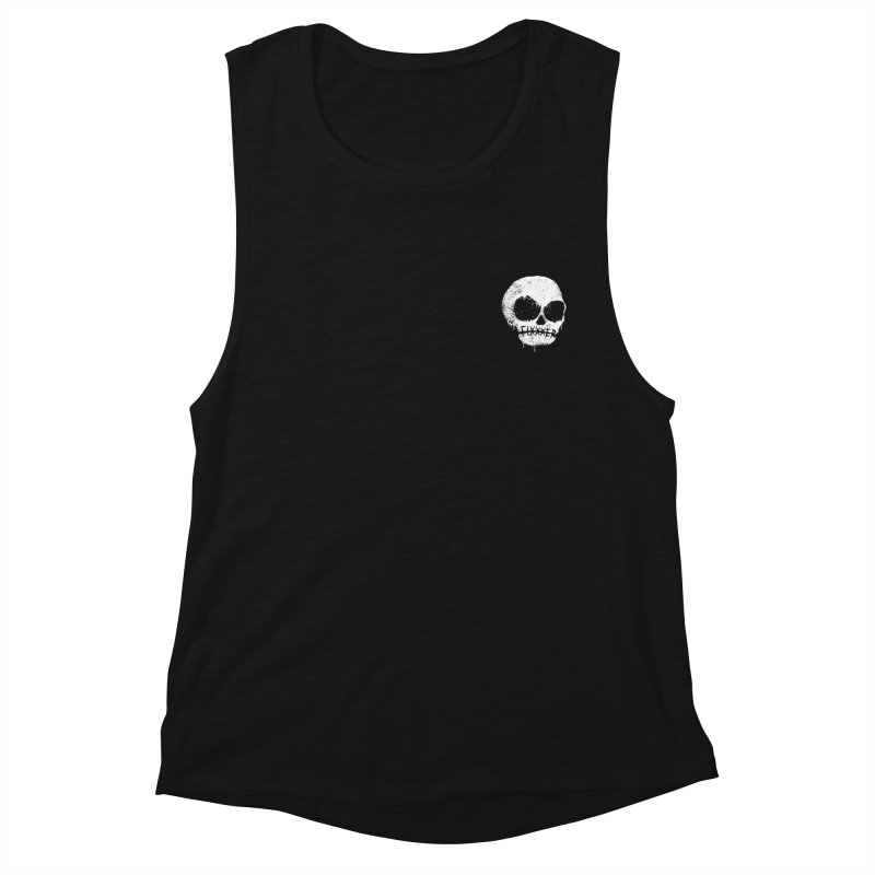 Fixxxer Women's Muscle Tank by The Daily Pick