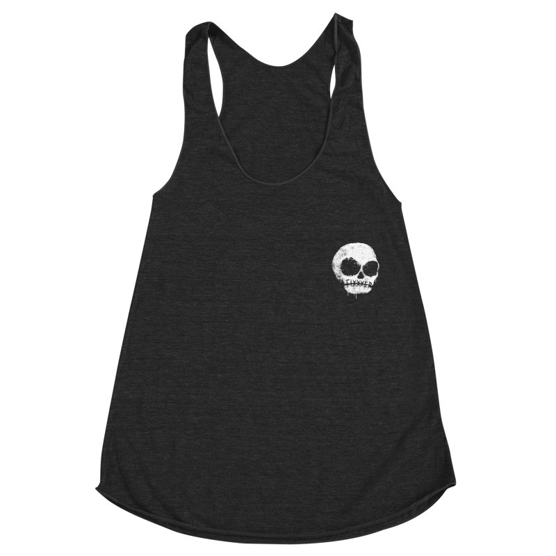Fixxxer Women's Racerback Triblend Tank by The Daily Pick