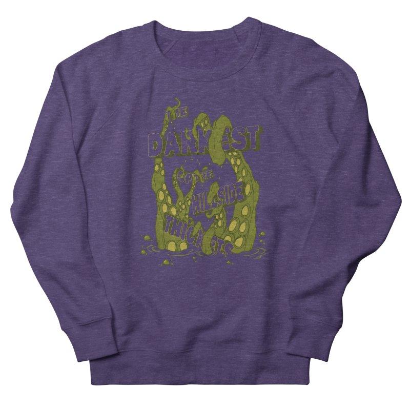 Tentacle Logo Men's Sweatshirt by The Darkest of the Hillside Thickets Merchporium