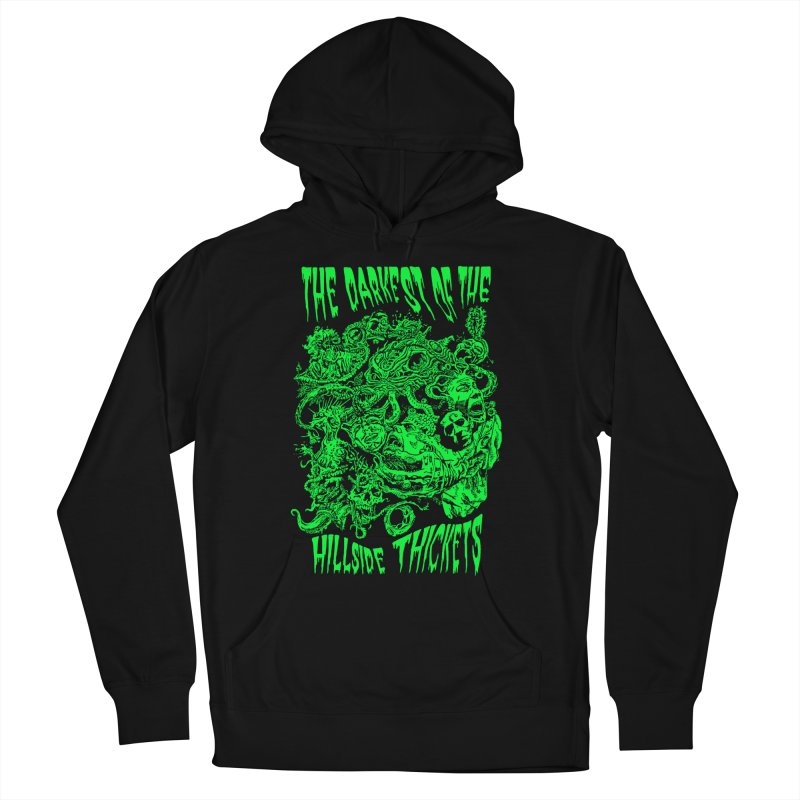 Cthulhu Embrace Women's Pullover Hoody by The Darkest of the Hillside Thickets Merchporium