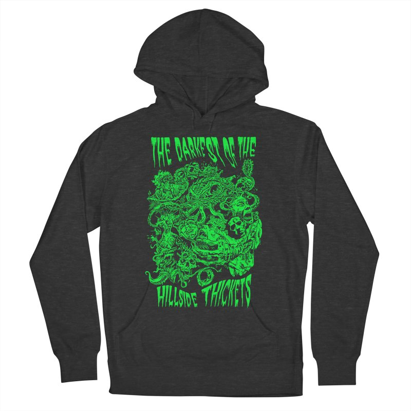 Cthulhu Embrace Men's Pullover Hoody by The Darkest of the Hillside Thickets Merchporium