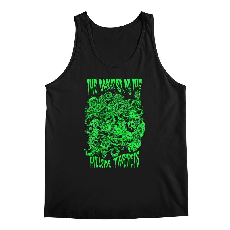 Cthulhu Embrace Men's Regular Tank by The Darkest of the Hillside Thickets Merchporium