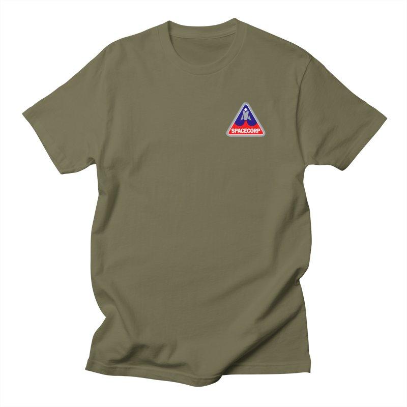 SpaceCorp Logo Women's Unisex T-Shirt by The Darkest of the Hillside Thickets Merchporium