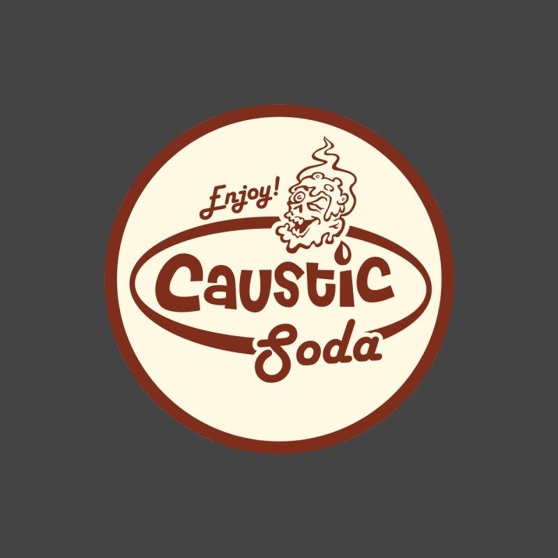 Caustic Soda 2021 Men's T-Shirt by The Darkest of the Hillside Thickets Merchporium