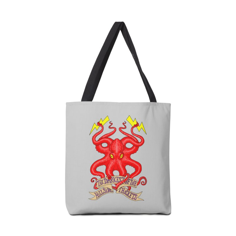 Rocktopus Accessories Tote Bag Bag by The Darkest of the Hillside Thickets Merchporium