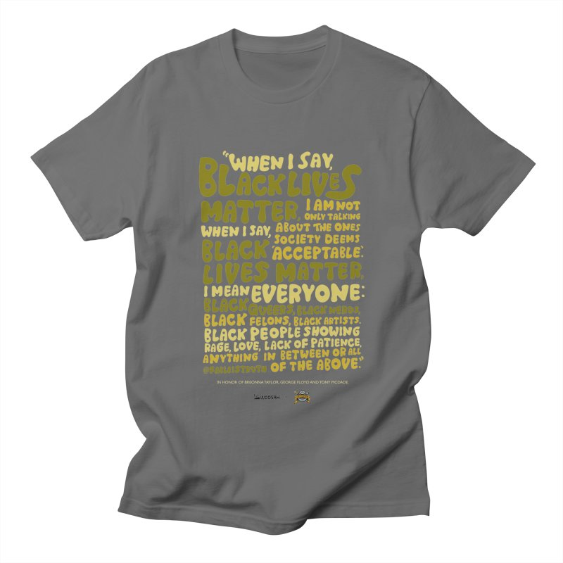 All of the Above Men's T-Shirt by thediatribe's Artist Shop