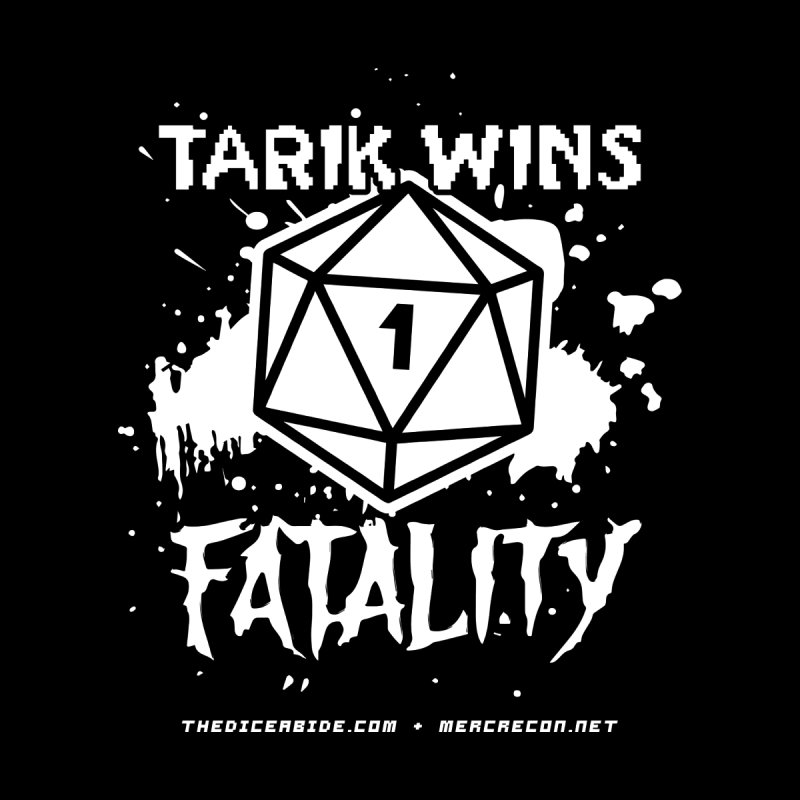 Fatality Level 2 by thediceabide's Artist Shop