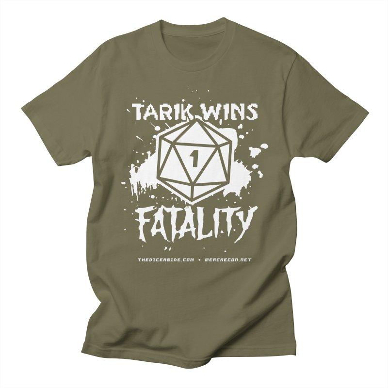 Fatality Level 2 Men's Regular T-Shirt by thediceabide's Artist Shop