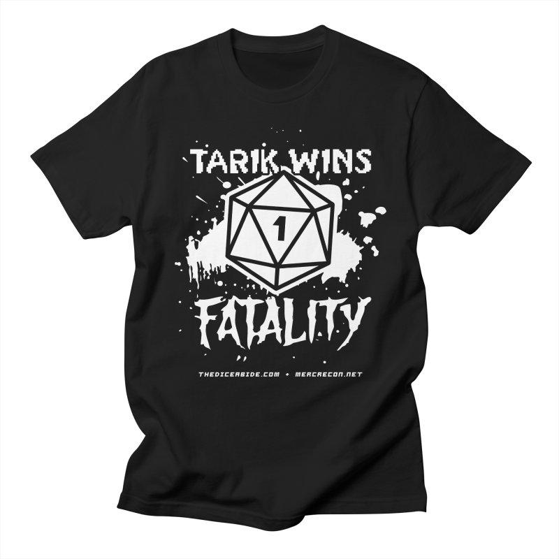 Fatality Level 2 Men's T-Shirt by thediceabide's Artist Shop