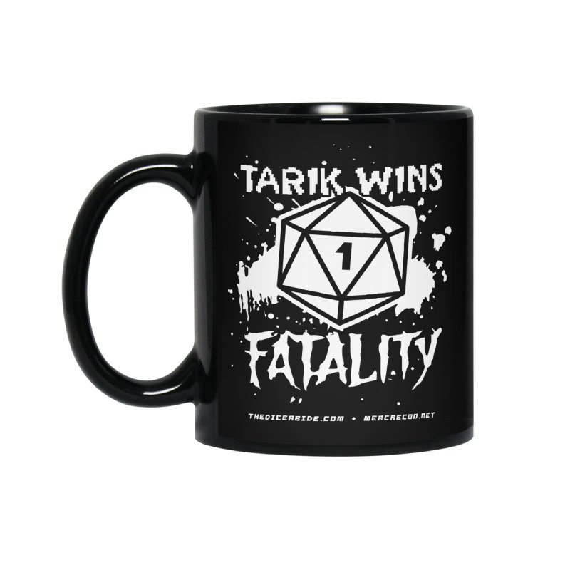 Fatality Level 2 Accessories Standard Mug by thediceabide's Artist Shop