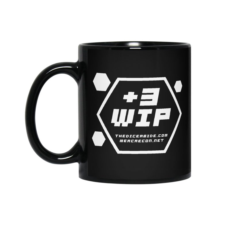 Coffee = WIP Accessories Standard Mug by thediceabide's Artist Shop