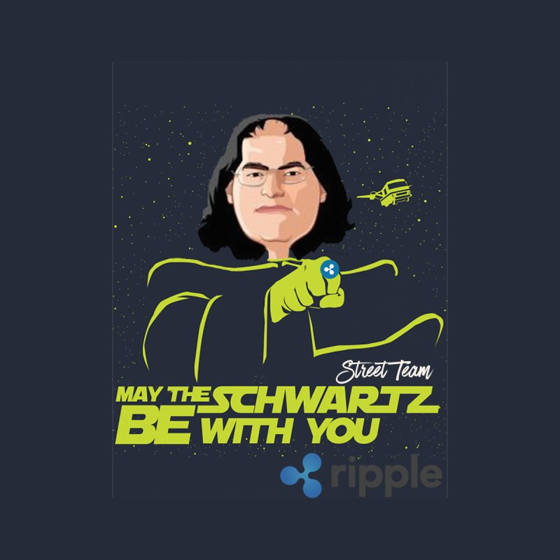 May The Schwartz Be With You by The Digital Ledger Shop