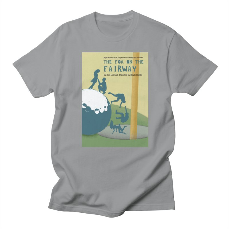 The Fox on the Fairway Swag Men's Regular T-Shirt by HRHS Thespian Swaggy Tees