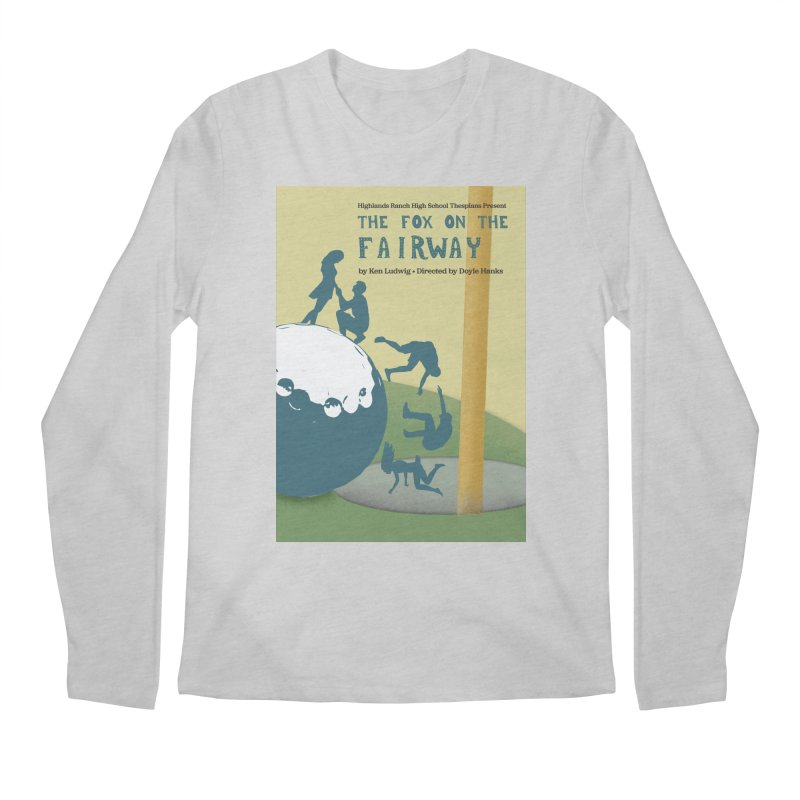 The Fox on the Fairway Swag Men's Regular Longsleeve T-Shirt by HRHS Thespian Swaggy Tees
