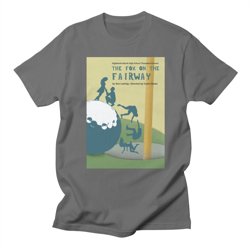 The Fox on the Fairway Swag Women's Regular Unisex T-Shirt by HRHS Thespian Swaggy Tees