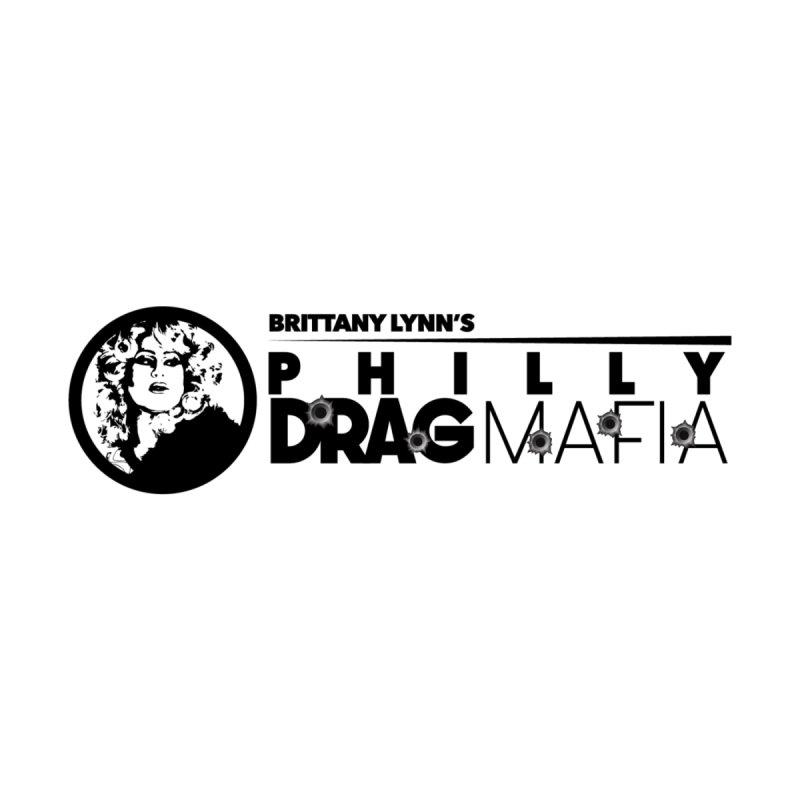 Drag Mafia New Logo Men's Longsleeve T-Shirt by BRITTANY LYNN AND THE PHILLY DRAG MAFIA