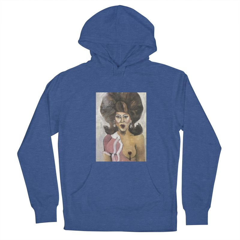 Tassel Women's Pullover Hoody by BRITTANY LYNN AND THE PHILLY DRAG MAFIA
