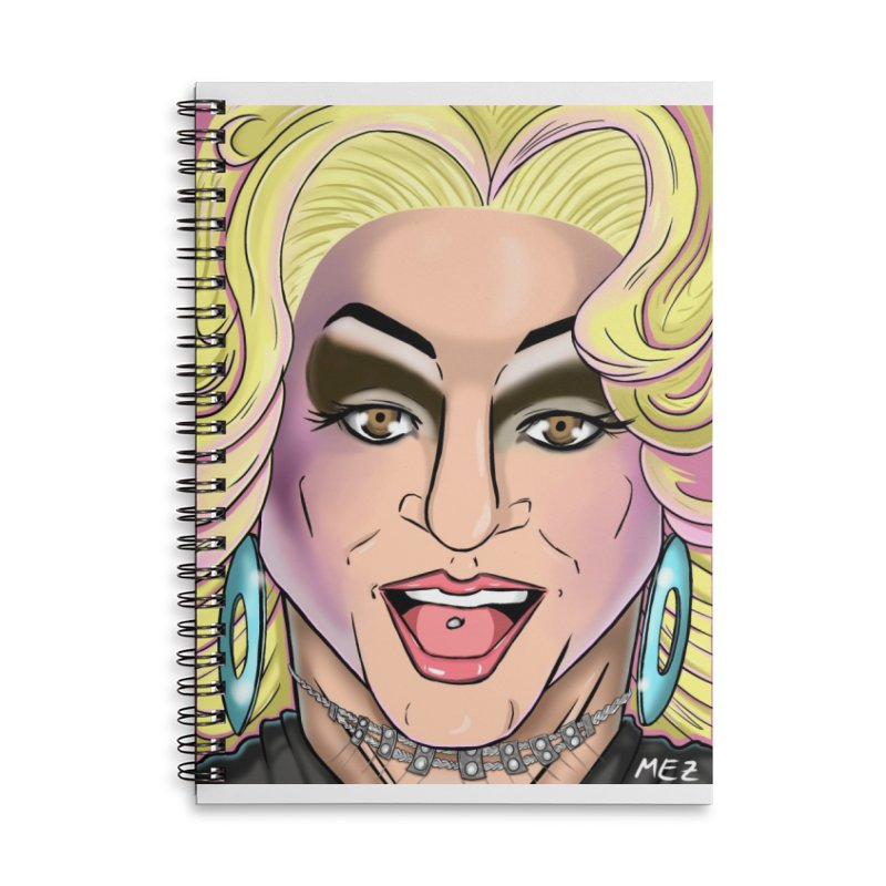 Wham, Bam-Here's Britt Ma'am! Accessories Notebook by BRITTANY LYNN AND HER DRAG MAFIA