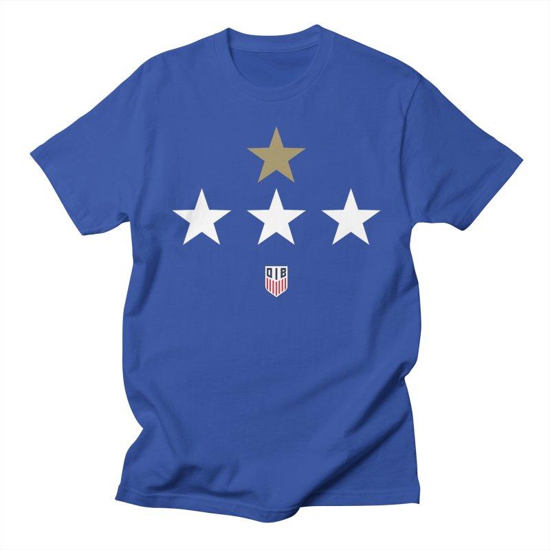 4-STARS Men's Regular T-Shirt by THE DUDES IN BLUE SHOP