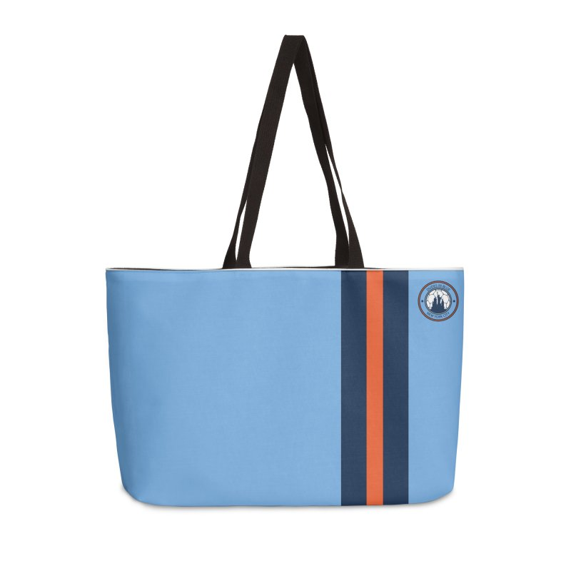 Home Kit Re-Usable Bag Accessories Weekender Bag Bag by THE DUDES IN BLUE SHOP