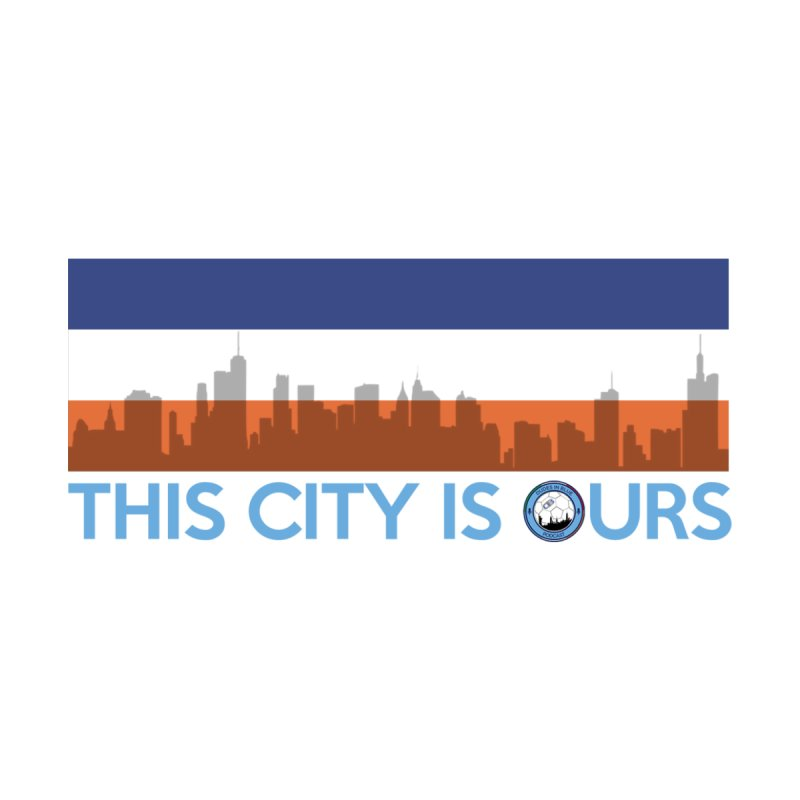 OUR CITY Women's T-Shirt by THE DUDES IN BLUE SHOP