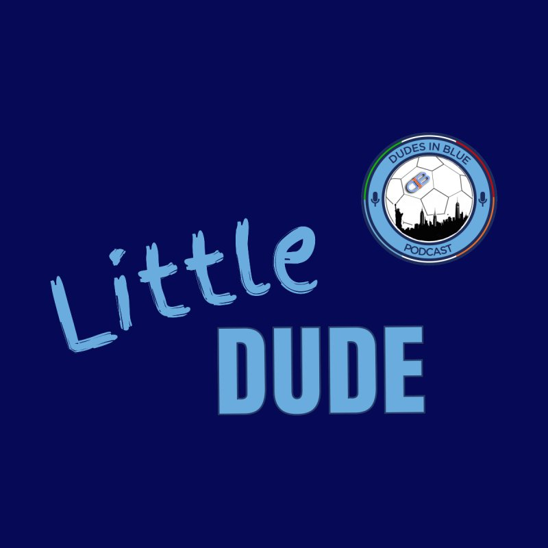 LIL DUDE! Kids Toddler T-Shirt by THE DUDES IN BLUE SHOP