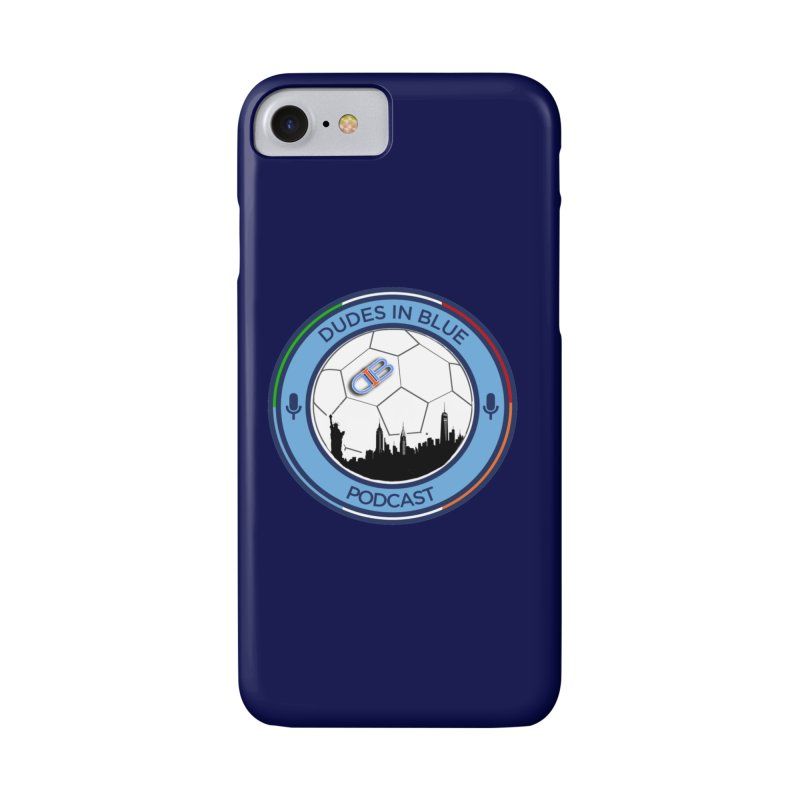 DUDES IN BLUE Accessories Phone Case by THE DUDES IN BLUE SHOP