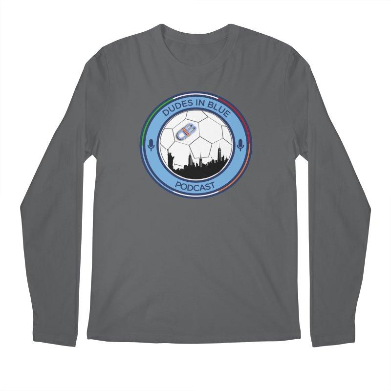 DUDES IN BLUE Men's Longsleeve T-Shirt by THE DUDES IN BLUE SHOP