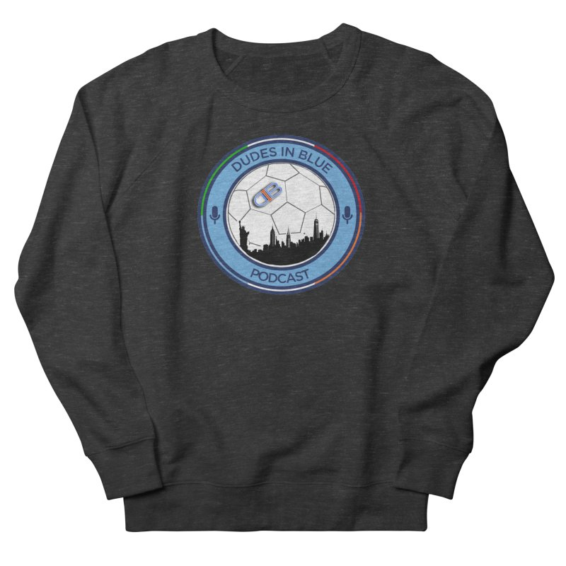 DUDES IN BLUE Women's Sweatshirt by THE DUDES IN BLUE SHOP