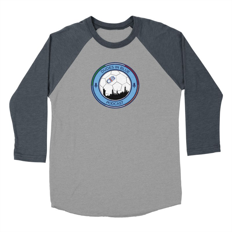 DUDES IN BLUE Men's Longsleeve T-Shirt by THE DUDES IN BLUE SHOP