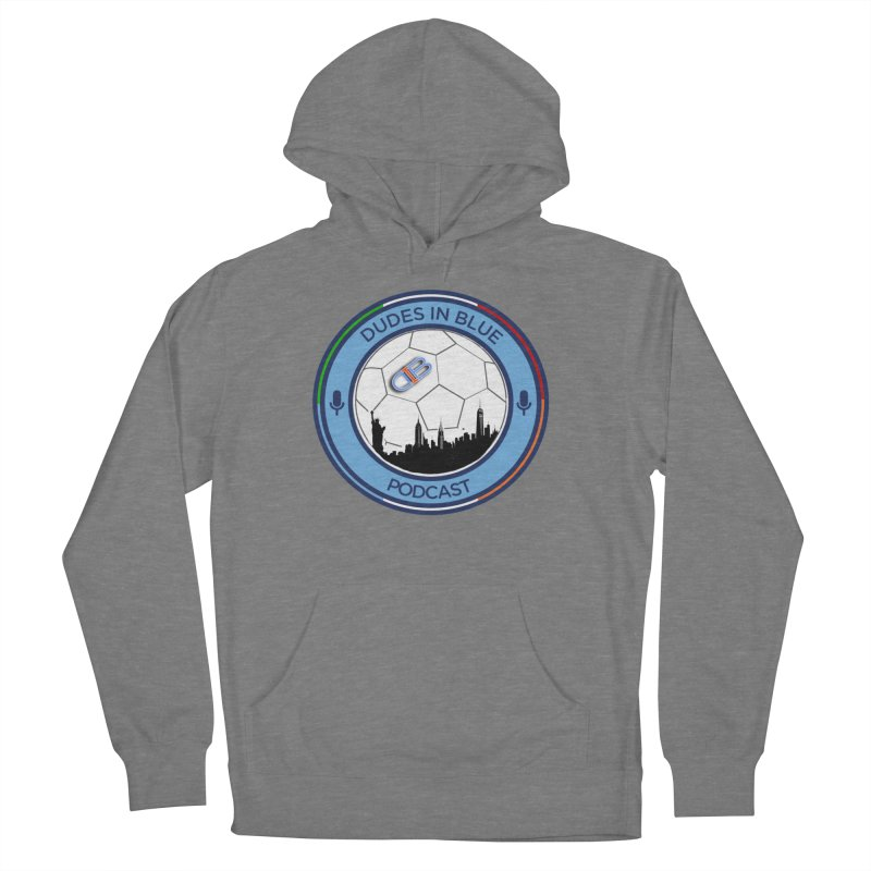 DUDES IN BLUE Women's Pullover Hoody by THE DUDES IN BLUE SHOP