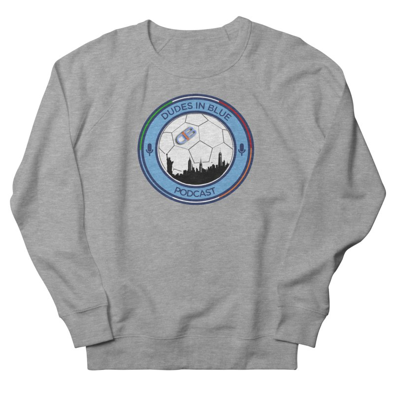 DUDES IN BLUE Men's Sweatshirt by THE DUDES IN BLUE SHOP