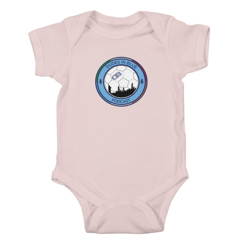 DUDES IN BLUE Kids Baby Bodysuit by THE DUDES IN BLUE SHOP