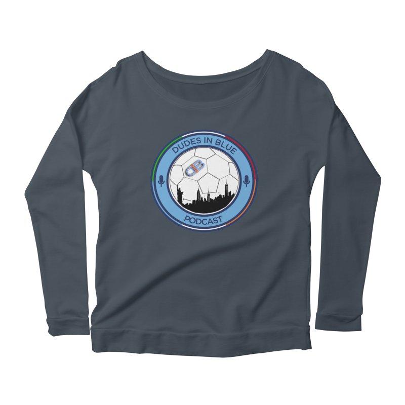 DUDES IN BLUE Women's Longsleeve T-Shirt by THE DUDES IN BLUE SHOP