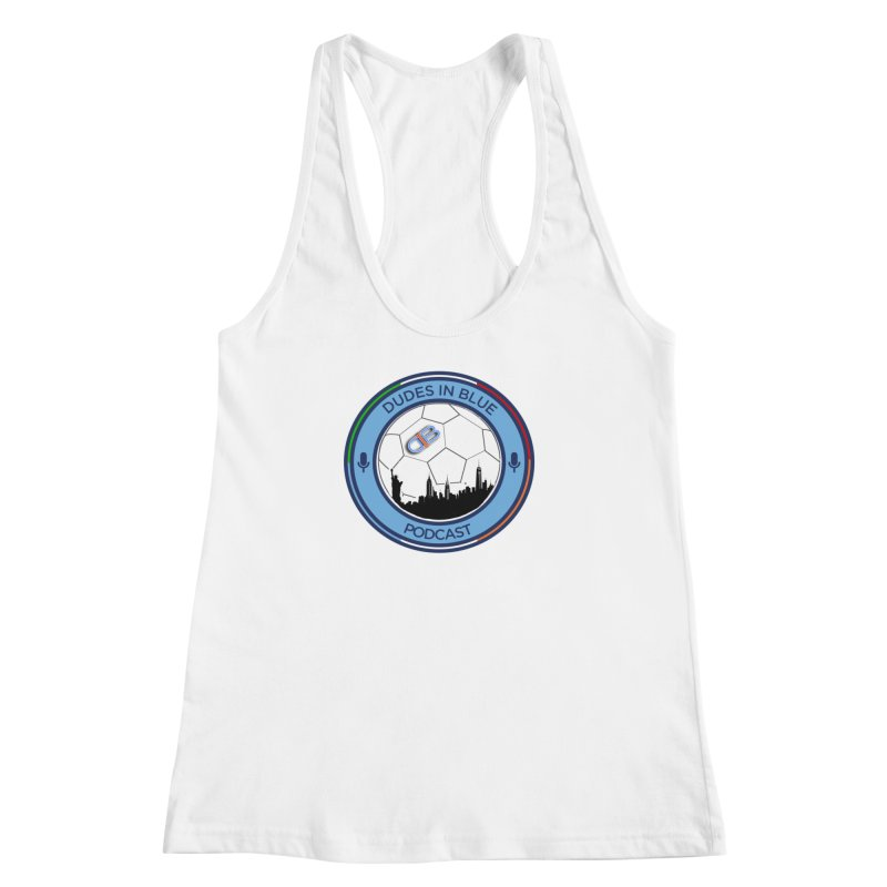 DUDES IN BLUE Women's Tank by THE DUDES IN BLUE SHOP