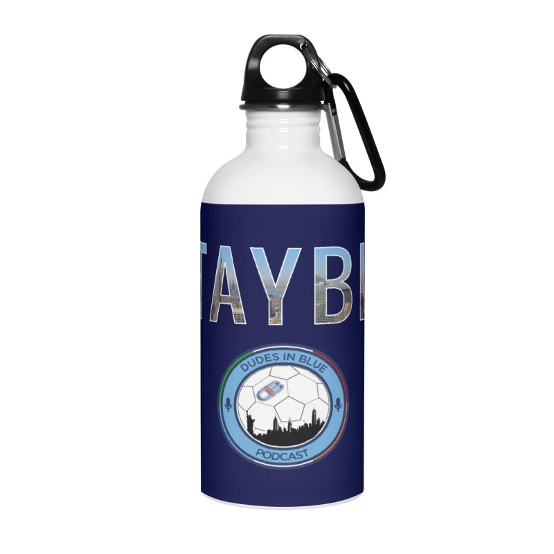 #STAYBLUE Accessories Water Bottle by THE DUDES IN BLUE SHOP