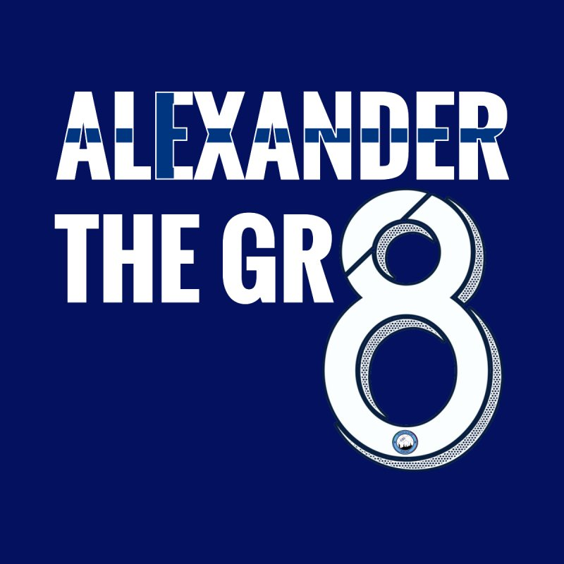 ALEXANDER THE GR8! Women's T-Shirt by THE DUDES IN BLUE SHOP