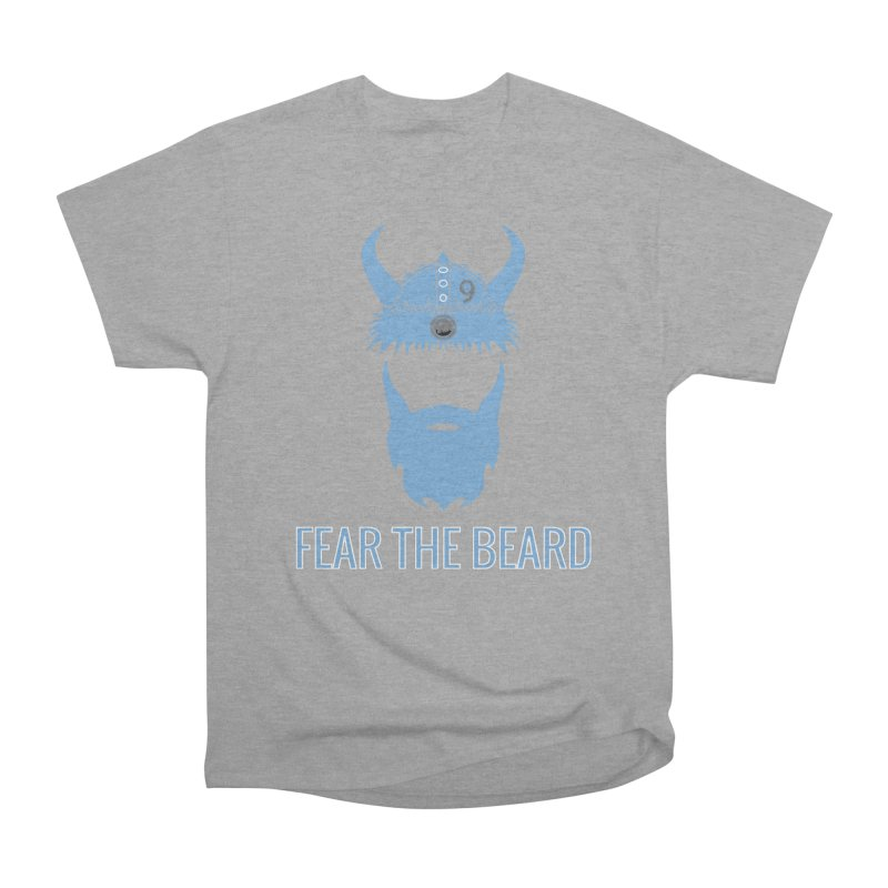 FEAR THE BEARD! Men's Classic T-Shirt by THE DUDES IN BLUE SHOP