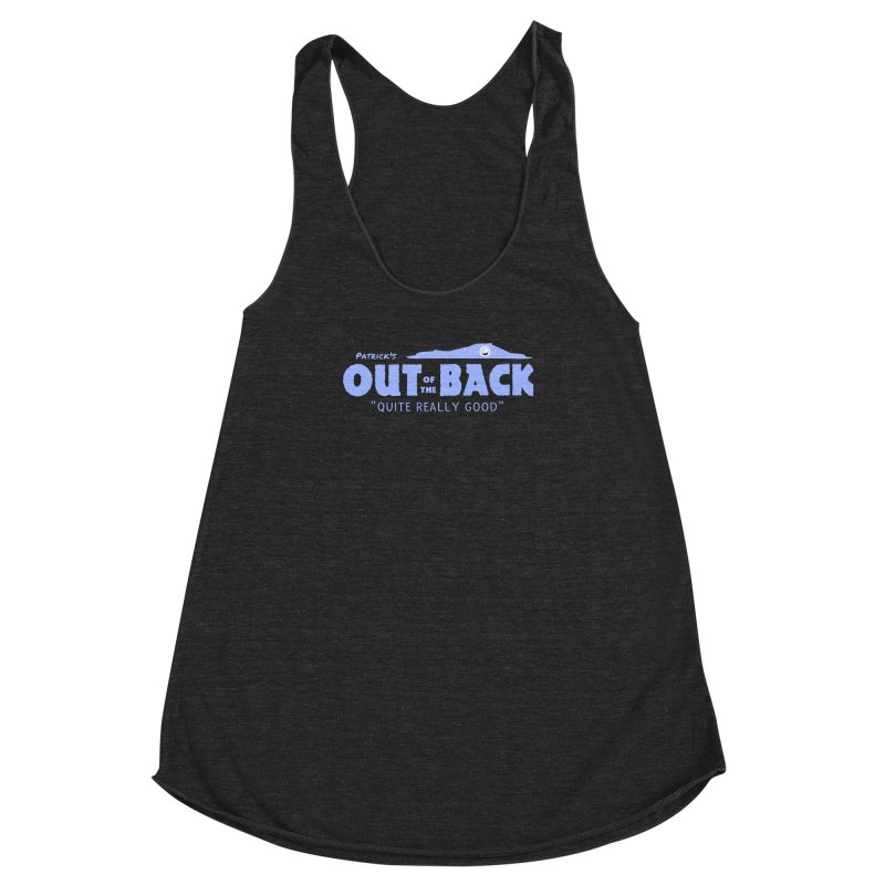 THE GAFFER! Women's Racerback Triblend Tank by THE DUDES IN BLUE SHOP