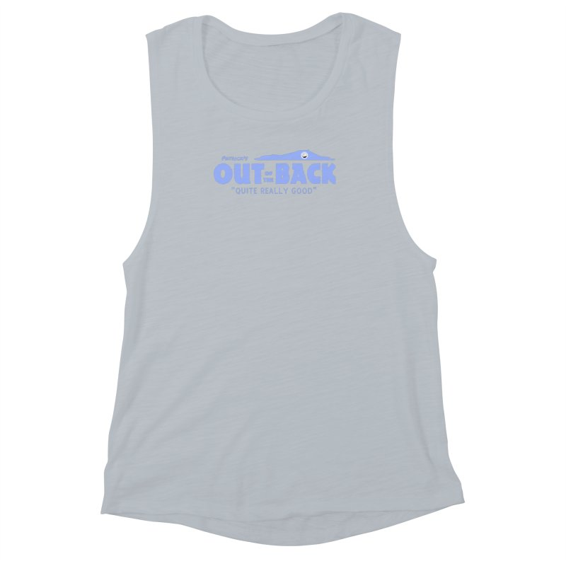 THE GAFFER! Women's Muscle Tank by THE DUDES IN BLUE SHOP